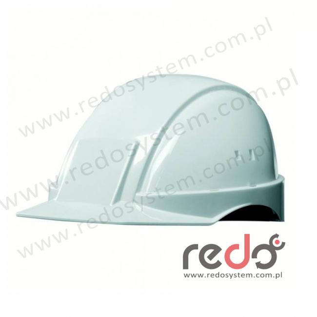 Hełm ochronny Solaris G2001 biały, 1000V CE
