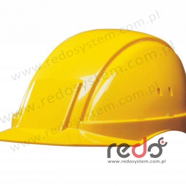 Hełm ochronny Solaris G2001 żółty CE