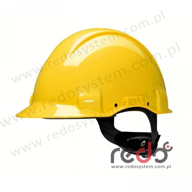 Hełm ochronny Solaris G3001 1000V, żółty CE (G3001DUV1000V-GU)