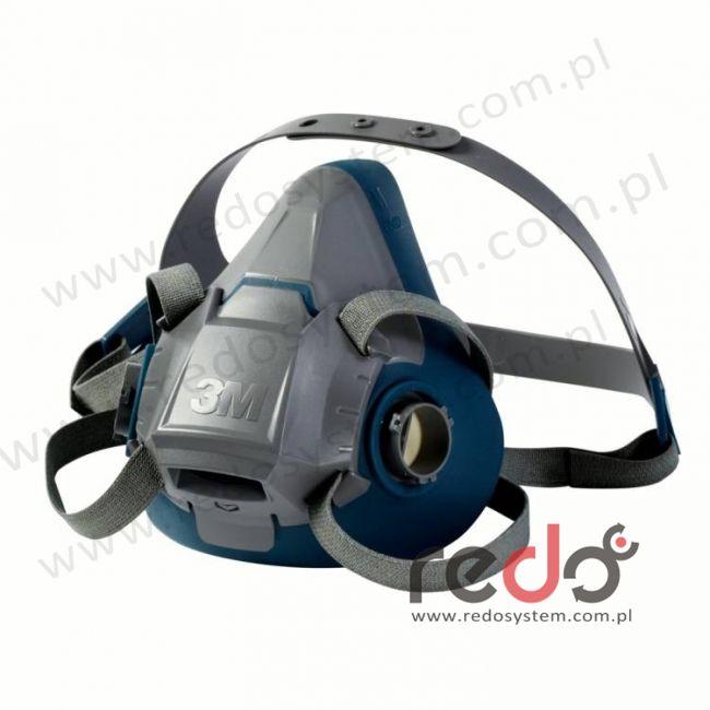 Półmaska 3M™ 6502 część twarzowa, rozmiar: M średni (6502-EN)
