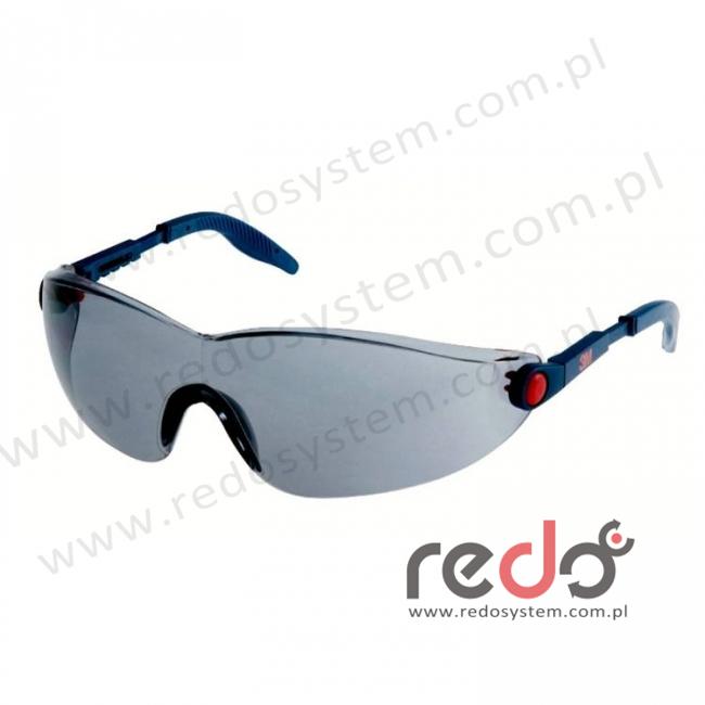 Okulary ochronne 2741 szare AS-AF