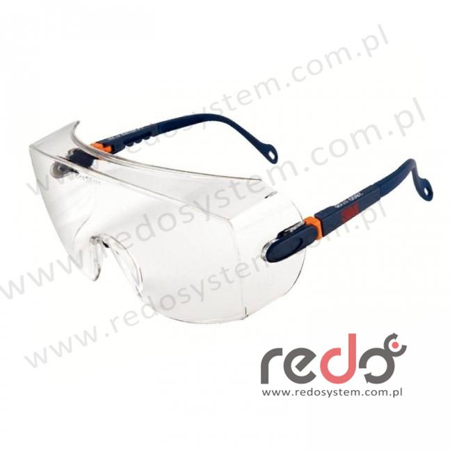 Okulary ochronne 2800 AS przezroczyste