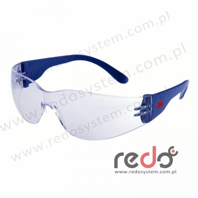 Okulary ochronne 2720 przezroczyste AS-AF