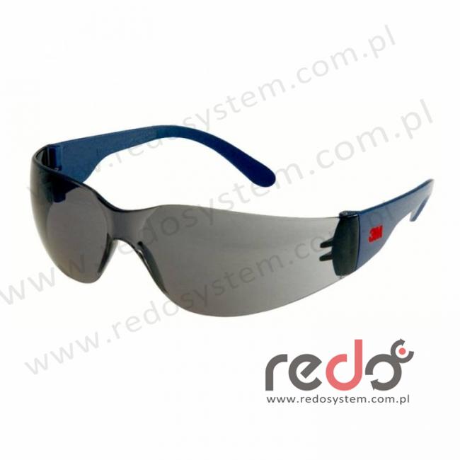 Okulary ochronne 2721 szare AS-AF