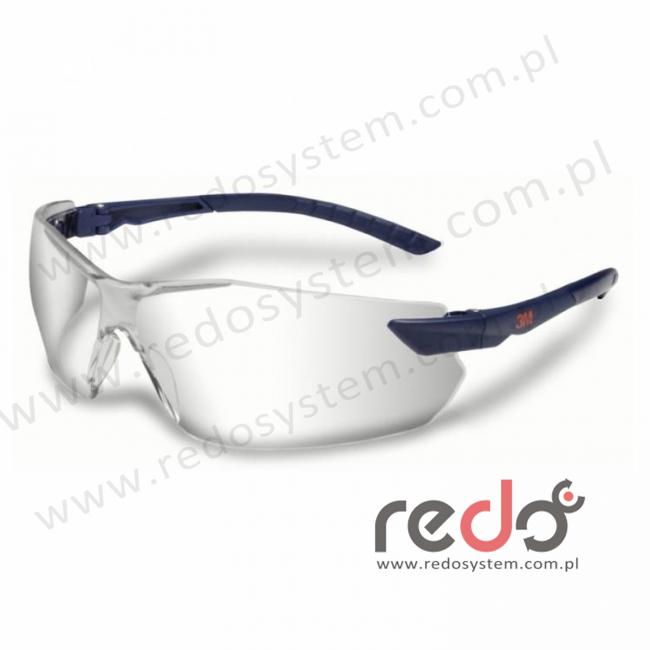 Okulary ochronne 2820 przezroczyste AS-AF