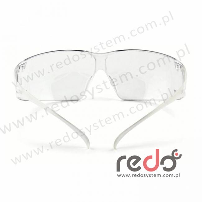 Okulary ochronne SecureFit 201 bezbarwna soczewka AS-AF