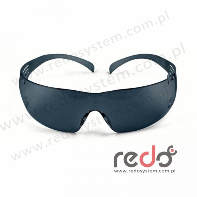 Okulary ochronne SecureFit 202 szara soczewka AS-AF