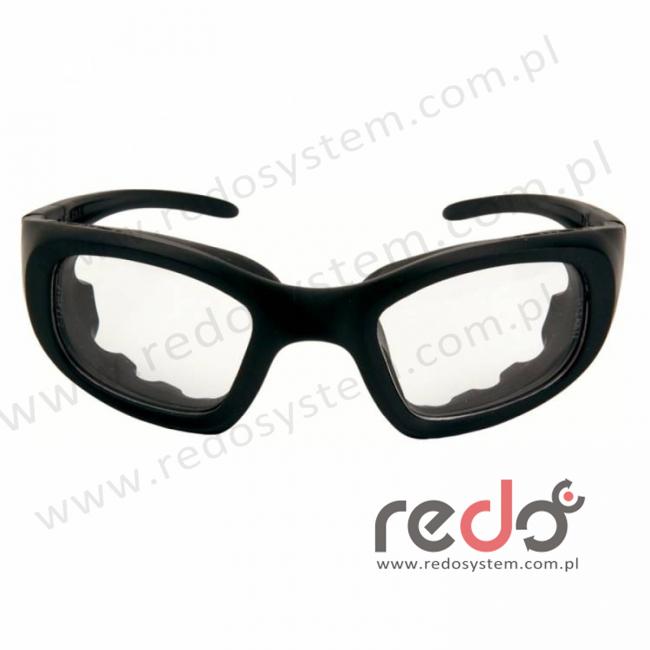 3M™ Maxim™ 2x2 Gogle ochronne z uszczelnieniem Air Seal (71504-00002M)