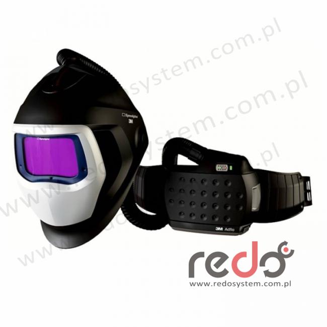 Przylbica spawalnicza 3M™ Speedglas 9100 AIR z filtrem XXi z  z ADFLO  (zi torbą)