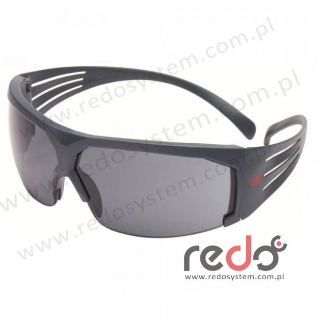 Okulary ochronne SecureFit™ 602 szara soczewka Scotchgard