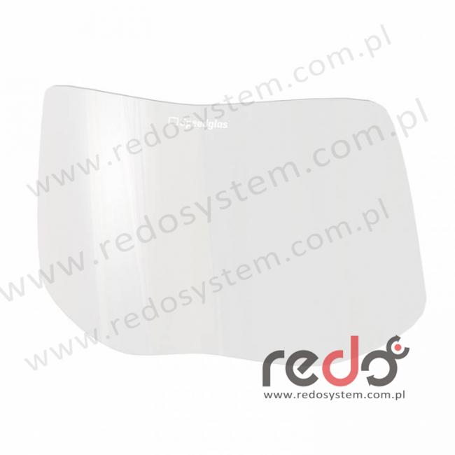 3M™ Zewnętrzna szybka ochronna odporna na wysoką temperaturę do przyłbic serii 3M™ Speedglas 9100  (527070)