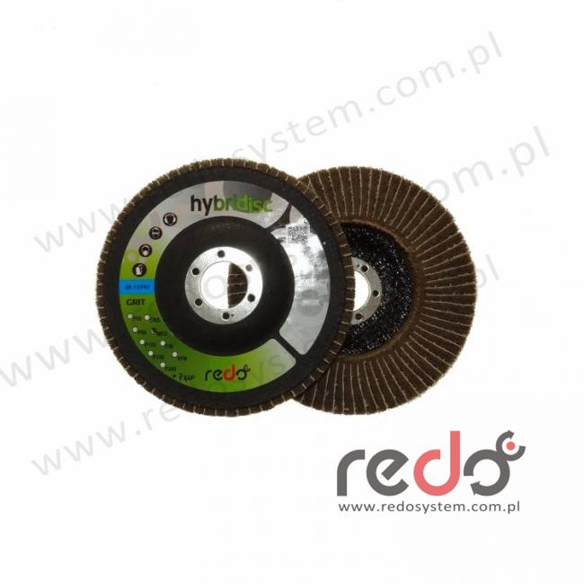 REDO HYBRIDisc 126x12x22mm MED/P100 (płaski)