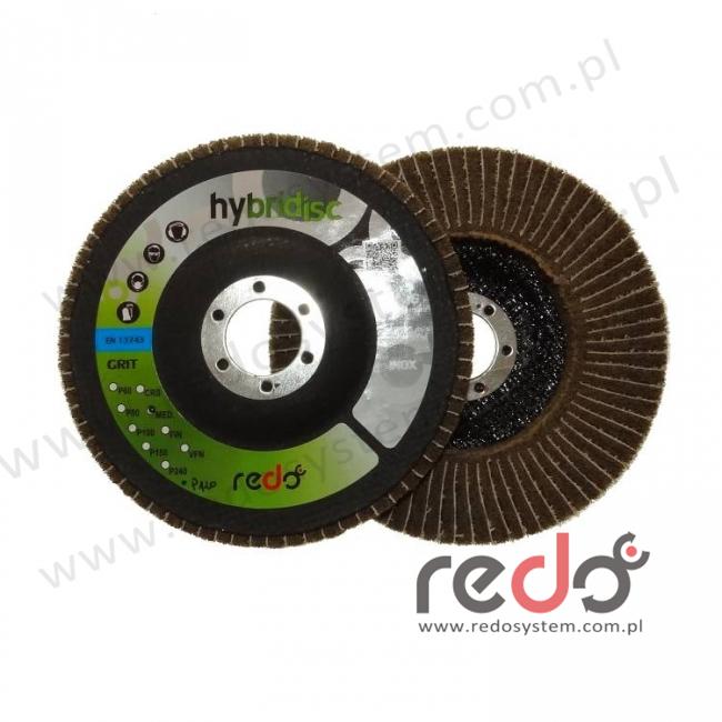 REDO HYBRIDisc 126x12x22mm MED/P100 stożkowy