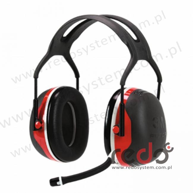 komunikacja dla słuchawek peltor