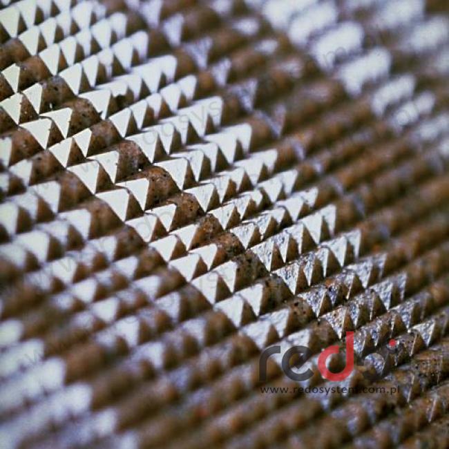 Aktualności: Piramidki w procesach szlifierskich - 3M™ Trisact™