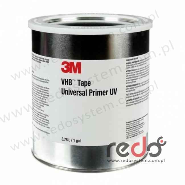 Aktualności: NOWOŚĆ 3M™ Universal Primer UV