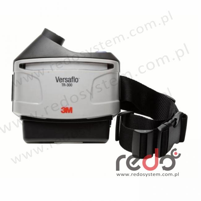 Jednostka napędowa Versaflo 3M™ TR-302E z rotametrem  (bez filtra, pasa i akumulatora) (TR-302E)