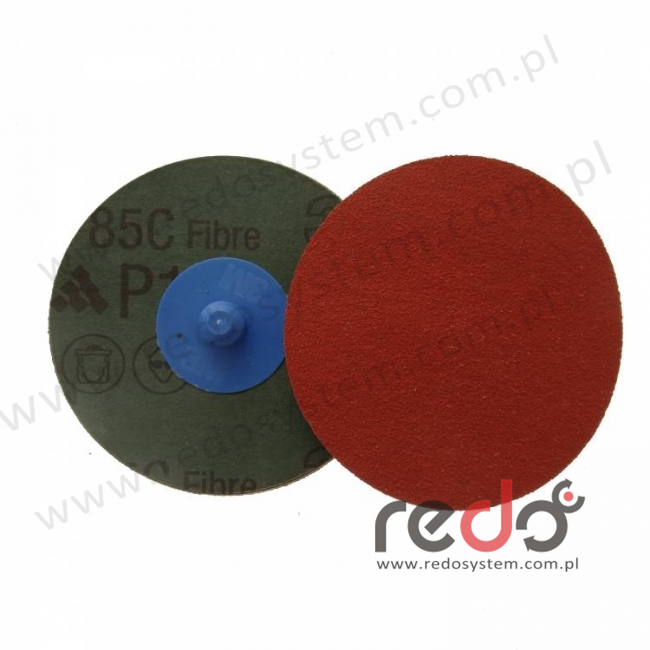 Dysk roloc 3M™ 785C 75mm P100 niebieski