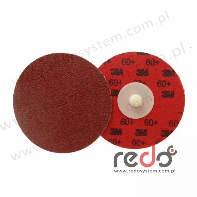 Dysk roloc 3M™ 984F 38mm 60+ czerwony