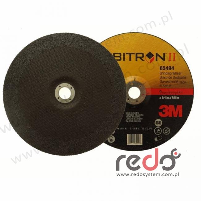 3M™ tarcza do szlifowania Cubitron™II 230x7,0x22
