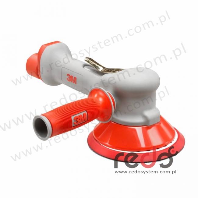 Dwuręczna szlifierka oscylacyjna 3M™ 152mm 28337 (skok: 10 mm, 12 000 obr./min.) z odciągiem centralnym