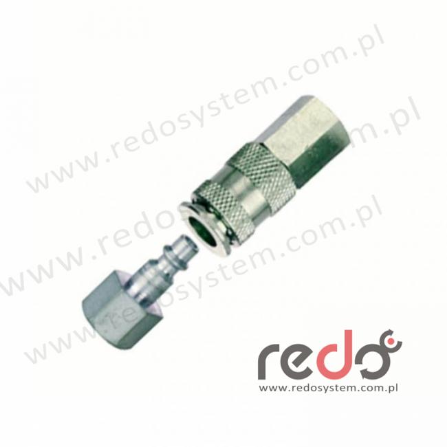 Złącze 3M™ Rectus 25 - gniazdo i wtyczka, gwint wewnętrzny 3/8 BSP (530-12-82P3)