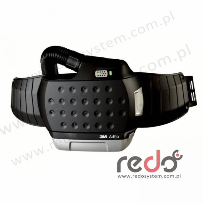 Kompletny system 3M™ Adflo z akumulatorem Heavy-Duty (837731)