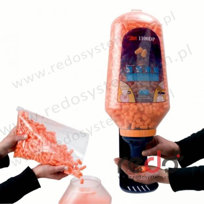 Wkład uzupełniający 3M™ 1100-R do dozownika One Touch torba  (1100-R)