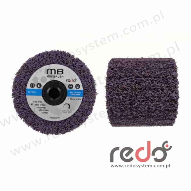 HD-MB 90x75xM14 P150 (fioletowy)