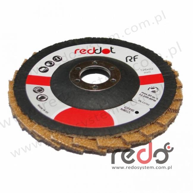 Dysk lamelkowy REDDOT RF 125x22 A CRS
