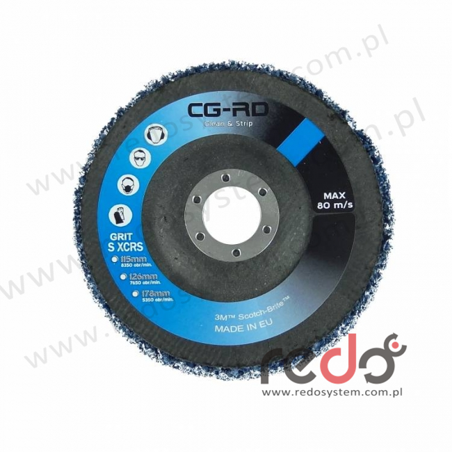 CG-RD 115x22 S XCRS T27