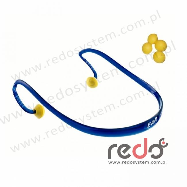 Wkładki przeciwhałasowe 3M™ E-A-R Band (SNR 21 dB) (EB-01-000)