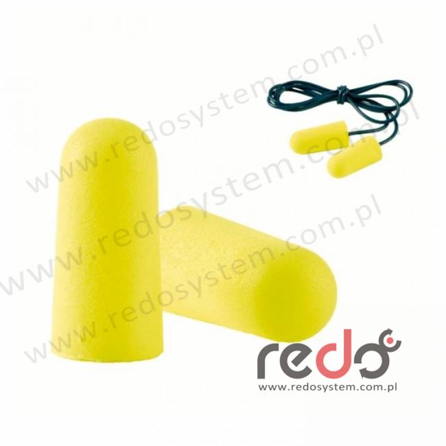 Wkładki przeciwhałasowe 3M™ E-A-R SOFT - bez sznurka, w pudełku (SNR 36 dB) (ES-01-001)