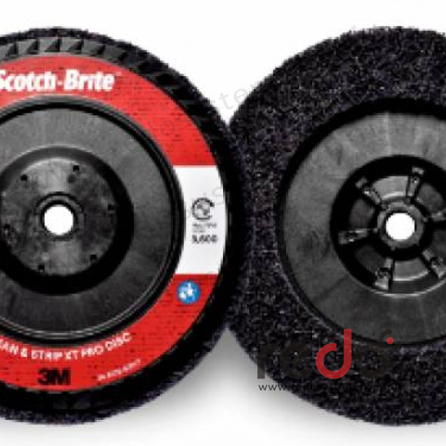 Scotch-Brite™ Dysk Clean and Strip XO-RD Pro 125mmx22mm S XCRS  (51890)
