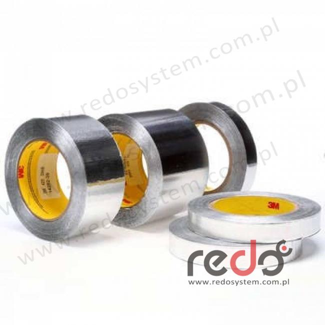 Taśma aluminiowa 3M™ 425 25mm x 55m