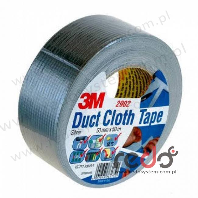 Taśma Duct 3M™ 2902 50mm x 50m