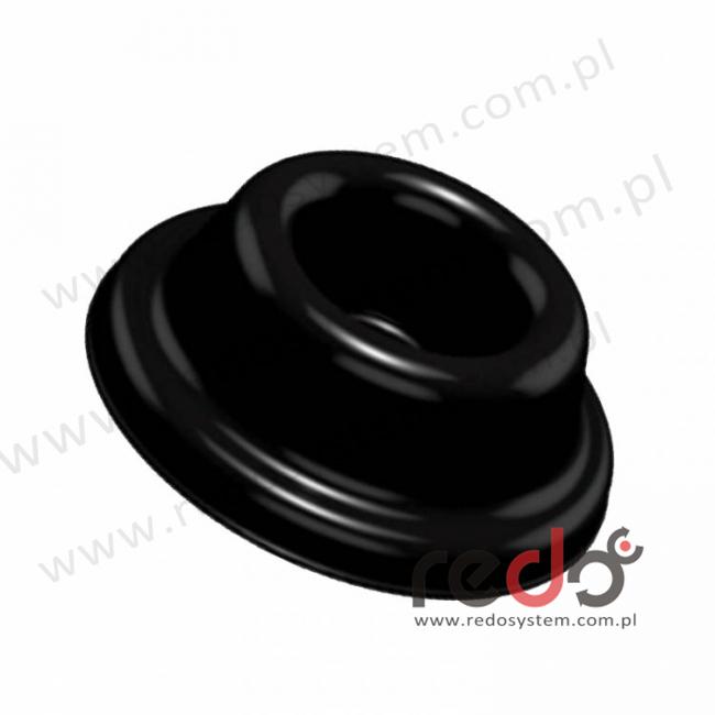 Bumpon (SJ-5532) Czarny 16,8x47,6x0,0476