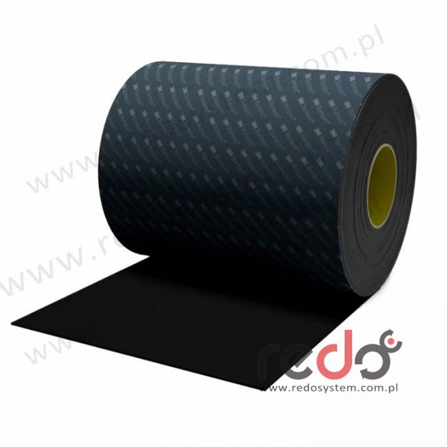 Bumpon (SJ-6016) Czarny 1,6x114,3x32,9184