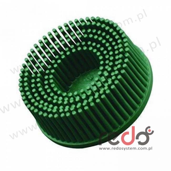 Scotch-Brite™ Bristle szczotka czyszcząca RD-ZB zielona P50 50mm