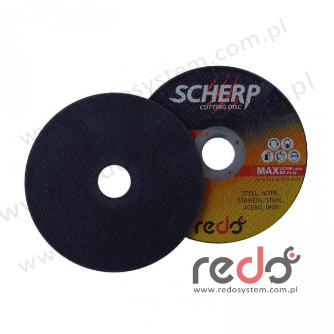 Tarcza do cięcia REDO Scherp™ 125x1.0x22mm