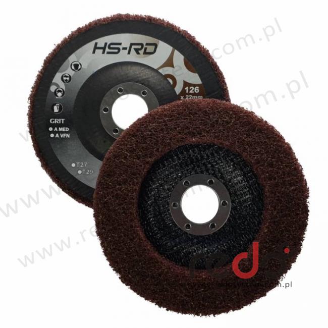 Dysk ścierny HS-RD 125x22 A MED T27