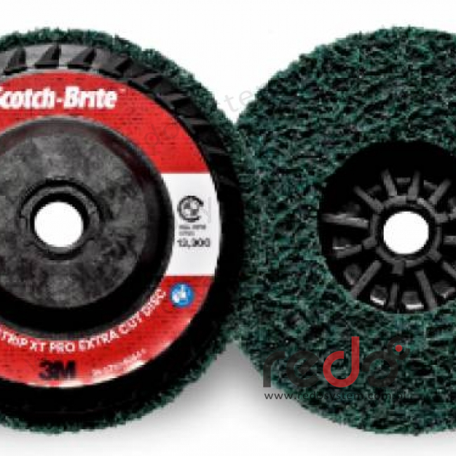 3M™ Scotch-Brite™ Dysk Clean Strip XC-RD Pro Extra Cut 125mmx22mm A XCRS (51911)