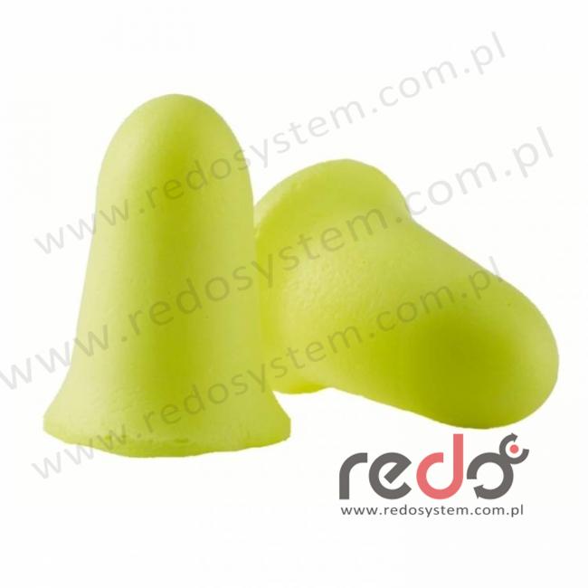 Wkładki przeciwhałasowe 3M™ E-A-R SOFT FX - bez sznurka, SNR 39 (ES-01-020)