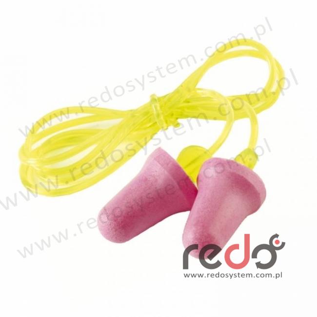 Wkładki przeciwhałasowe 3M™ No Touch - ze sznurkiem (SNR 35 dB) (PN-01-004)