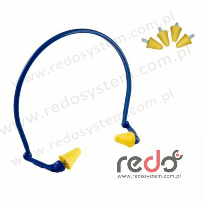 Wkładki przeciwhałasowe 3M™ ReFlex (SNR 26 dB) (RF-01-000)