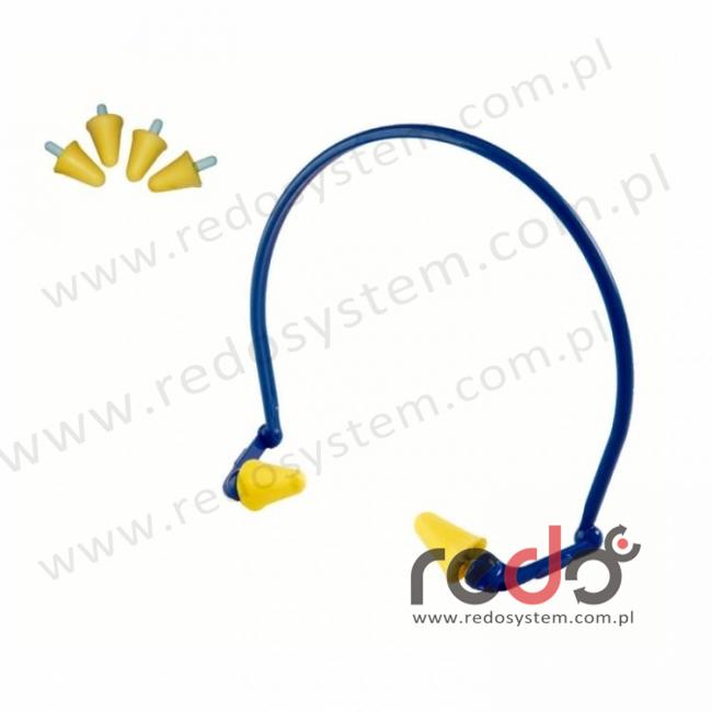 Wkładki przeciwhałasowe 3M™ Reflex - wymienne końcówki (SNR 26 dB) (RS-01-000)