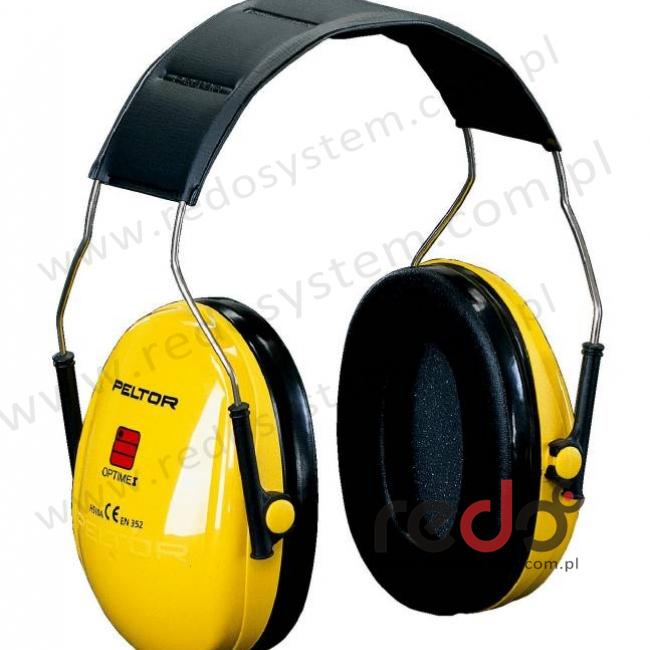 Nauszniki przeciwhałasowe 3M™ OPTIME I wersja nagłowna  (SNR 27 dB) (H510A-401-GU)