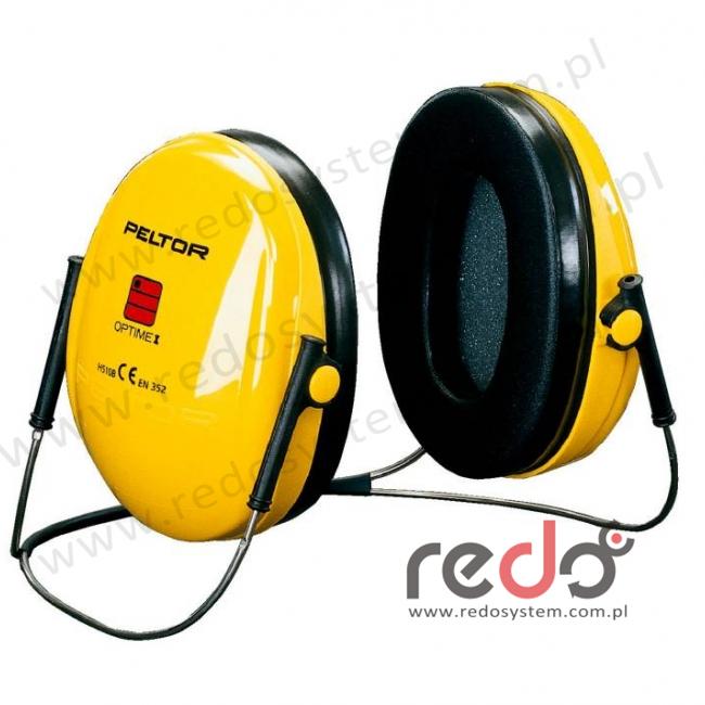 Nauszniki przeciwhałasowe 3M™ OPTIME I wersja nakarkowa  (SNR 26 dB) (H510B-403-GU)