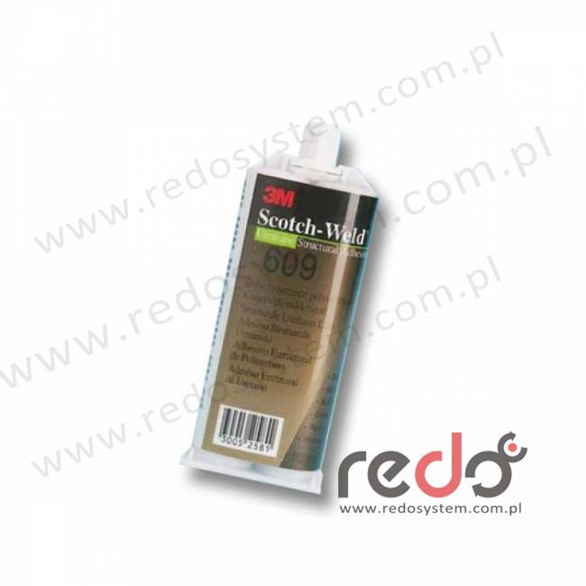 Klej Strukturalny Poliuretanowy EPX 3M™ DP 609 50ml