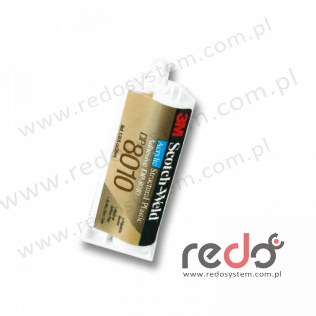 Akrylowy klej Strukturalny EPX 3M™ DP 8010 490ml